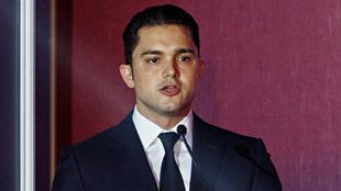 Marrero, presidente del Atlético de San Luis