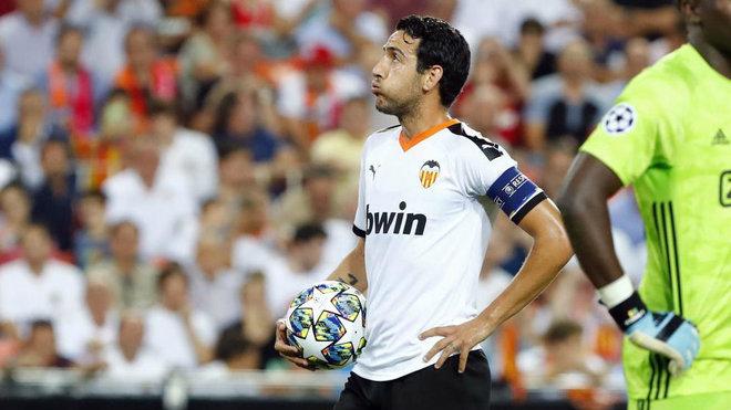 tienda oficial diseño encantador precio limitado Valencia CF: Parejo tiene un gafe con el gol de Champions ...