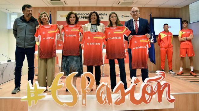 Sergi Bruguera, Eva Piera, Isabel Díaz Ayuso, María José Rienda,...