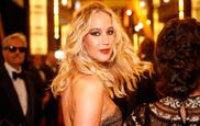 Jennifer Lawrence se casa con el galerista de arte Cooke Maroney.