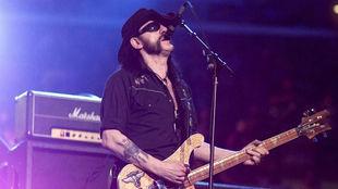 Lemmy, vocalista de Motörhead
