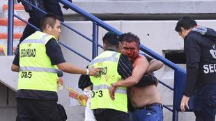 Querétaro vs San Luis, partido de alto riesgo que no fue tratado como...
