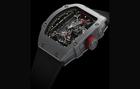 El exclusivo reloj de Pep Guardiola: 'RM 27-01 Rafael Nadal'.