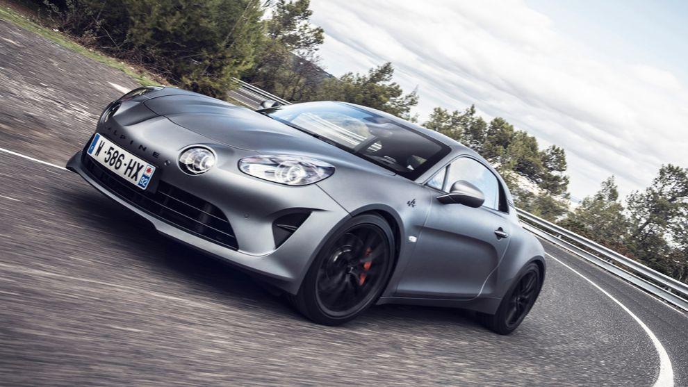 El Alpine A110S será el nuevo tope de la gama de la marca francesa.