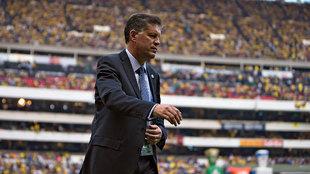 Ricardo Peláez es el nuevo director deportivo de las Chivas.
