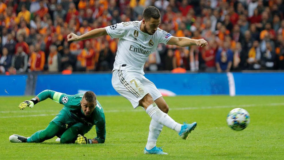 Galatasaray vs Real Madrid, minuto a minuto