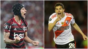 Flamengo y River definirán al campeón de la Libertadores.