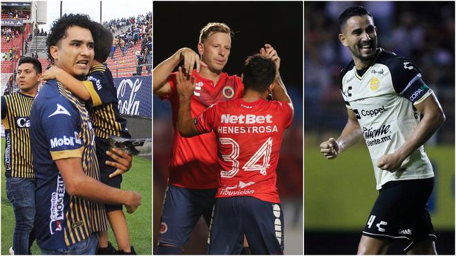 Tres casos obscuros en el fútbol mexicano