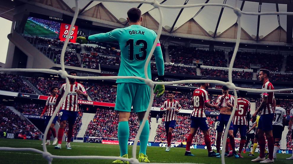 Atlético - Athletic Club: Las apuestas apunta a un partido con pocos goles.