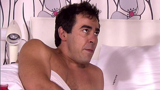 Pablo Chiapella, Amador en 'La que se avecina', publica los mensajes...