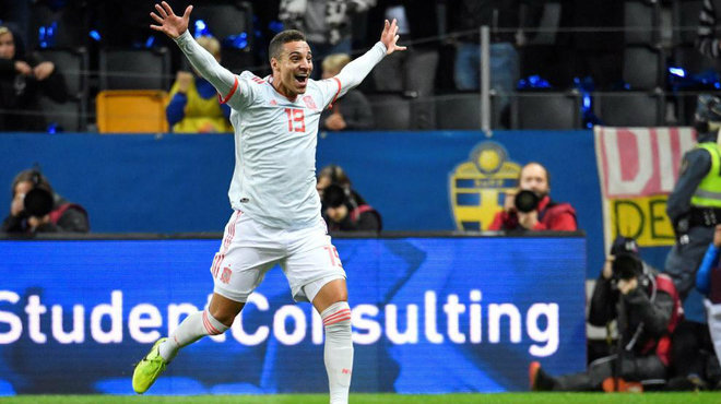 navegar por las últimas colecciones servicio duradero buen servicio Valencia CF: ¡Qué importante fue el gol de Rodrigo a Suecia ...