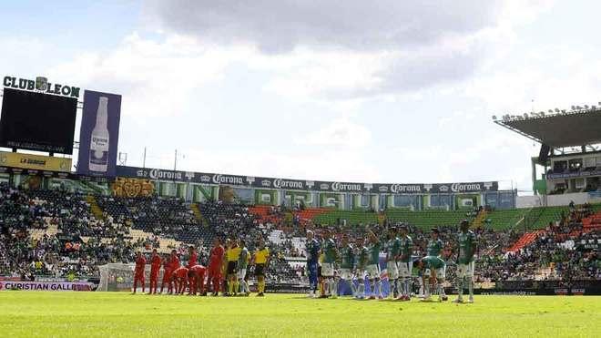 El cubil felino de la zona del Bajío: El Estadio León.