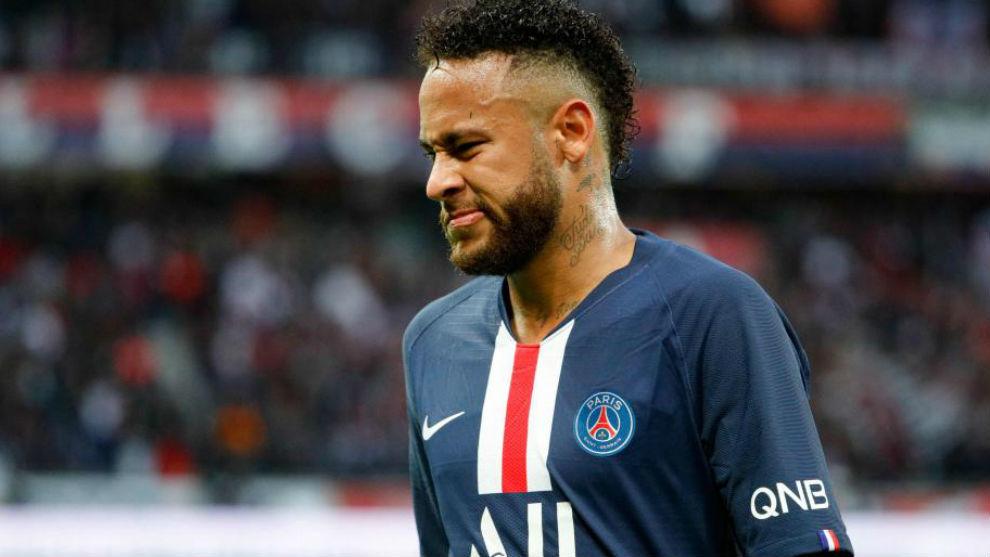 La lesión de Neymar paraliza una posible renovación con el PSG