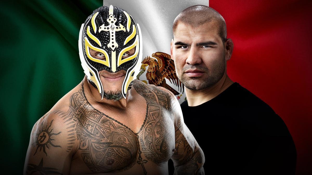 Velasquez regresará a México junto a Rey Mysterio