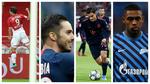 Los ex de LaLiga, a examen: 10 para Ben Yedder, 9 para Sarabia, 3 para Coutinho y 0 para Malcom