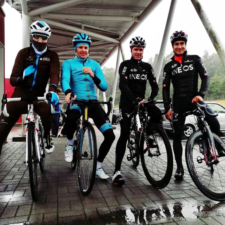 Ciclismo de sábado a domingo en TMF (en Primera Plana irá reportaje juntando a <HIT>Froome</HIT> con Bernal)