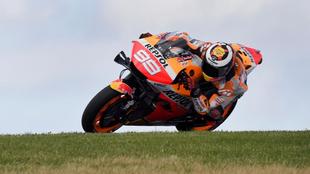 Jorge Lorenzo, en el GP de Australia de MotoGP.