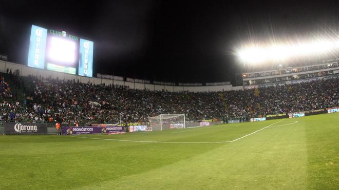 Ajustan las medidas de seguridad del Estadio León.