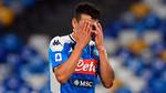 Chucky Lozano sufre en Italia