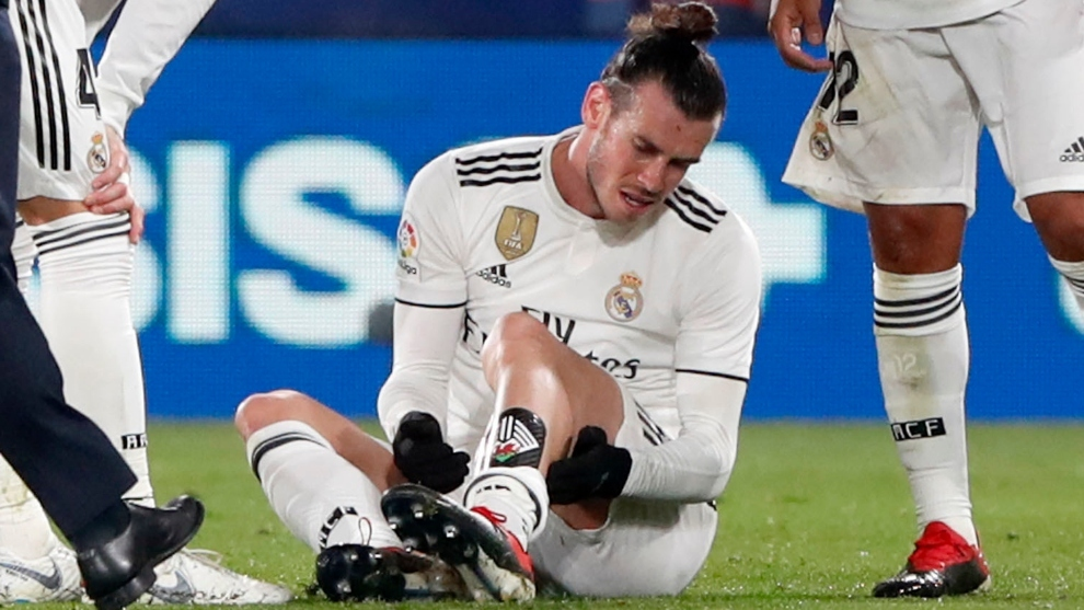 Bale has suffered a fair few injuries over the years