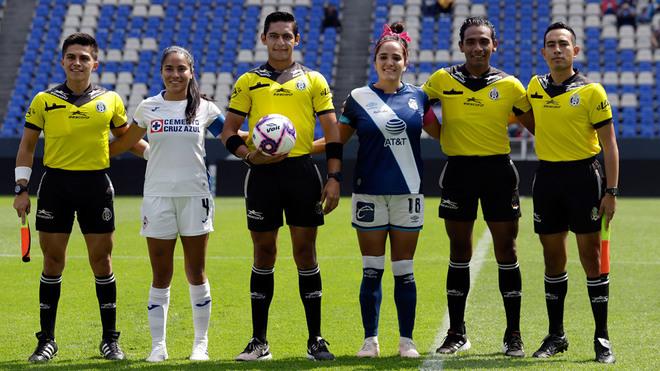 La capitana del Puebla denunció lo ocurrido