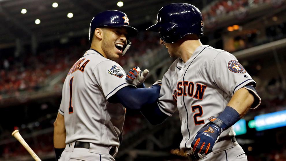 Los Astros siguen enrachados