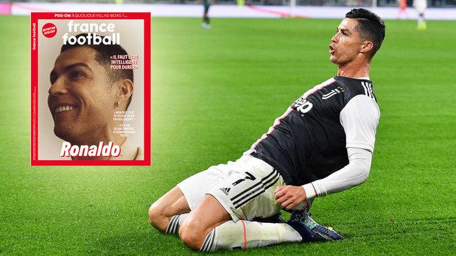 Entrevista a Cristiano Ronaldo en France Football