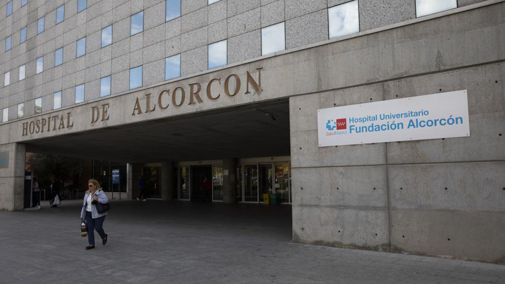 Detenido un hombre que mató a dos pacientes en 1997 por un intento de asesinato en el Hospital de Alcorcón