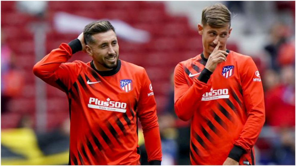 Golazo del Alavés frustra al Atlético; Herrera juega 60'