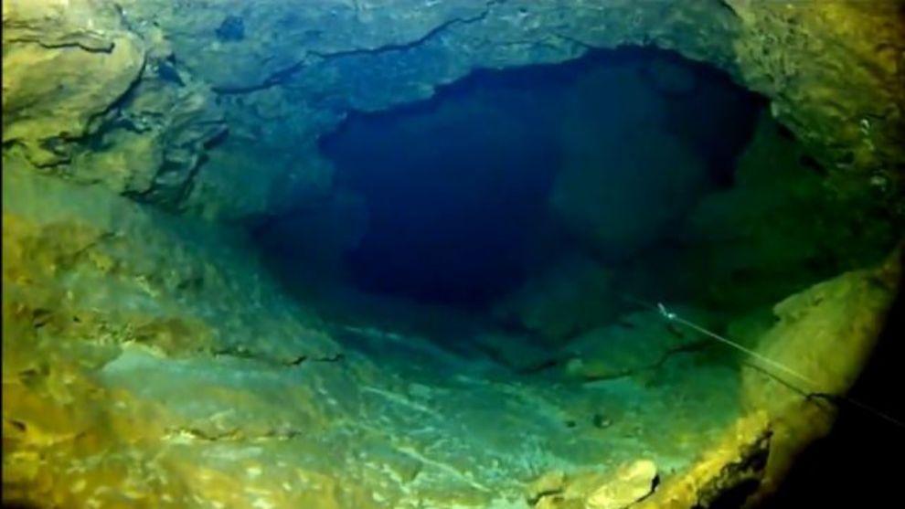 Imagen de la cueva Fuentenavina
