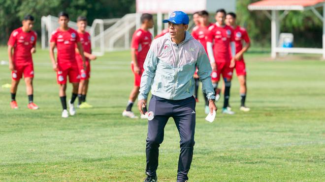 ¿Quién es Luis Francisco García Llamas, el técnico interino del Atlético de San Luis?