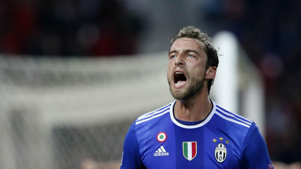 Claudio Marchisio during his playing days.