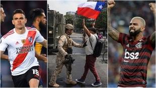La medida del Gobierno de Chile pone en jaque a la final de la Copa...
