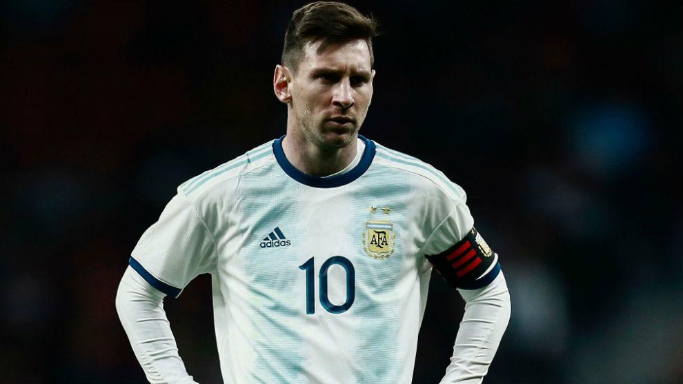 Lionel Messi (32).