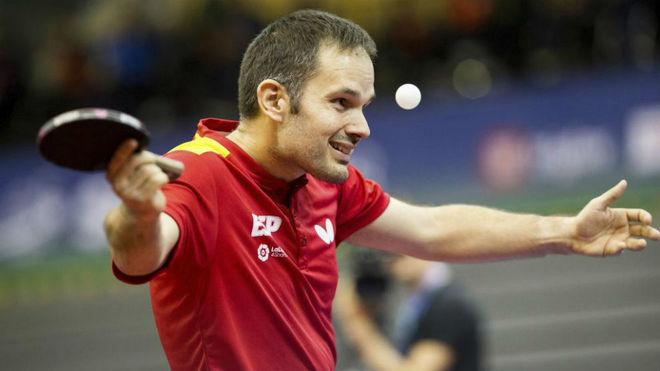 Jordi Morales, durante un partido.