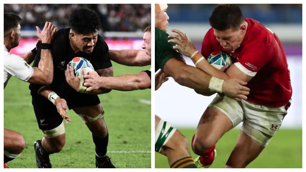 Nueva Zelanda - Gales: horario y dónde ver por TV el partido por el...