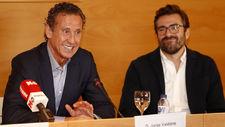 Valdano, invitado de honor en la presentación del Máster en Periodismo Deportivo MARCA