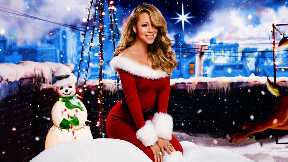 Mariah Carey festeja la época navideña con video