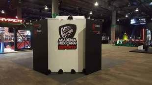 La Academia mexicana de eSports abrió sus puertas