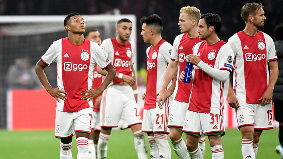 El Ajax consigue agónica ante el  Zwolle
