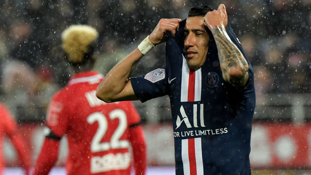 Dijon clinch upset win over PSG in Ligue 1