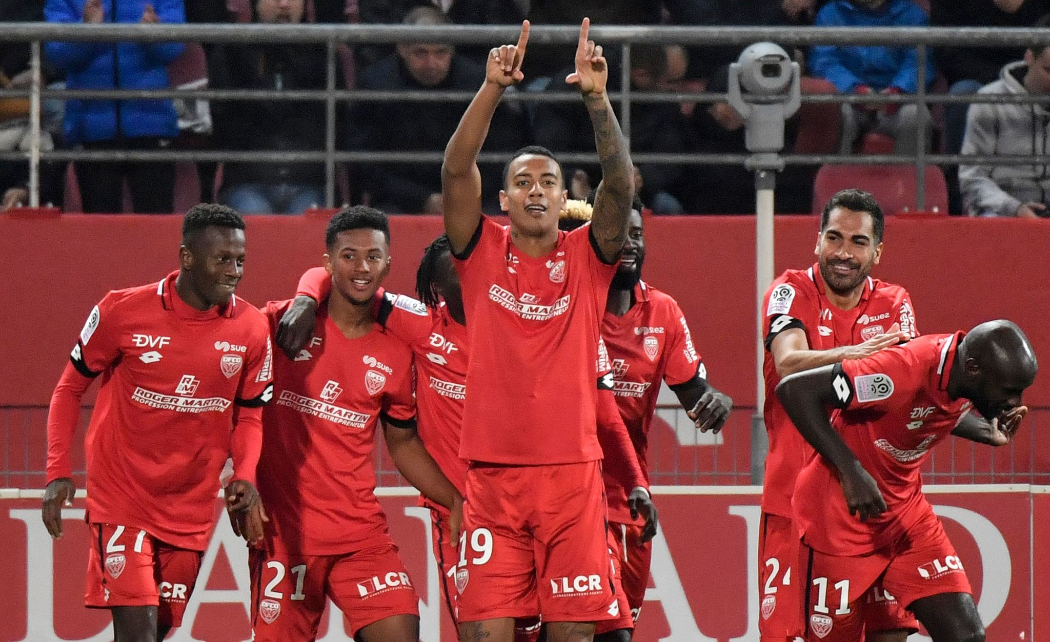 'Too passive' PSG stunned by rock-bottom Dijon in Ligue 1