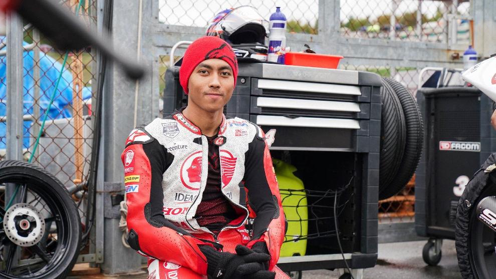 Fallece un piloto indonesio de 20 años en Sepang