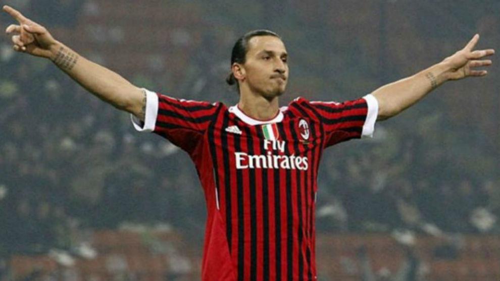 Hasil gambar untuk Ibrahimovic Milan