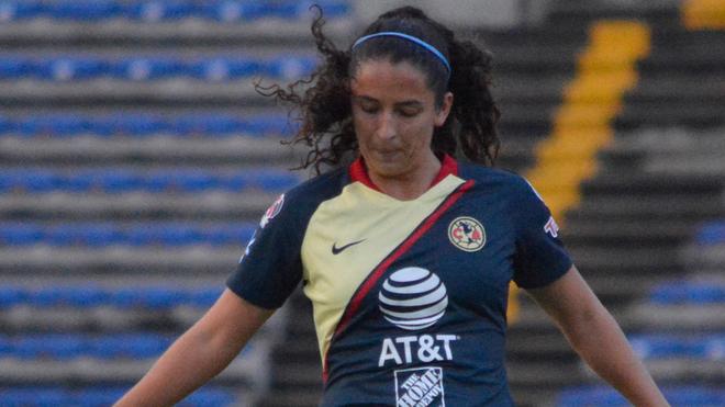 Diana González, futbolista del América, falleció este viernes 1 de...