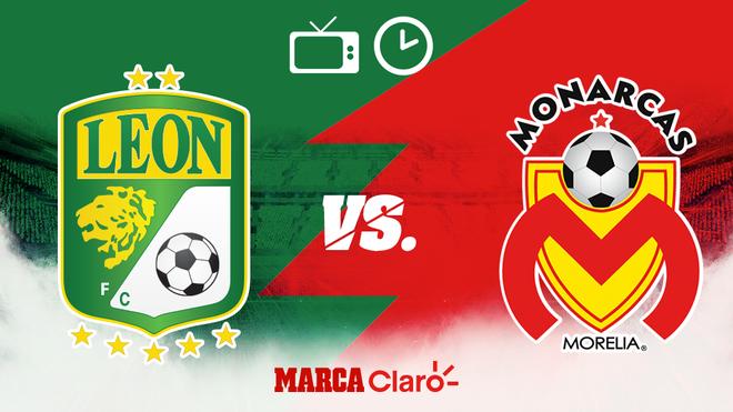 León vs Morelia: Horario y dónde ver en vivo