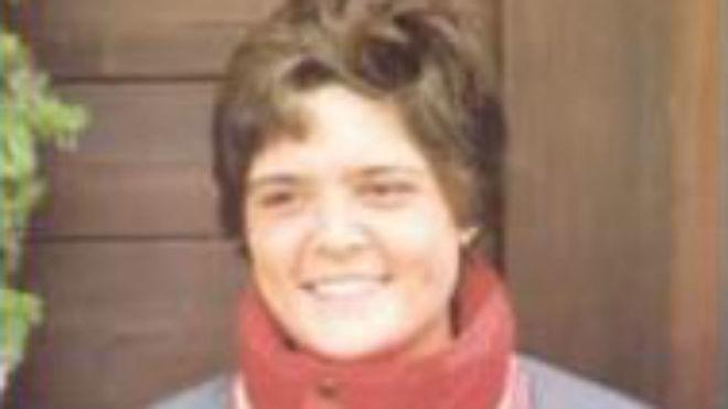 La esquiadaora ciega Susana Herrera, en una imagen de archivo