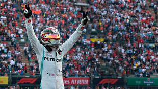 Hamilton, un campeón ecológico.