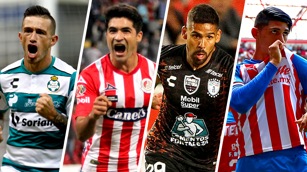 Un mexicano se mete a la pelea entre los mejores cinco.