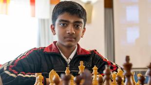 Gukesh, campeón mundial sub 12 y segundo Gran Maestro más joven de...